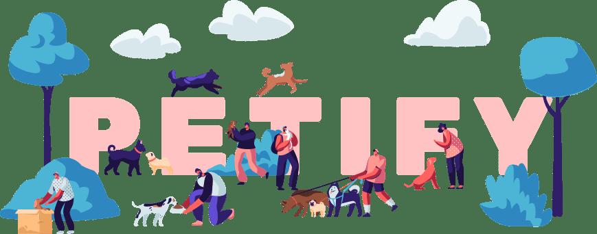 petify logo tasarım